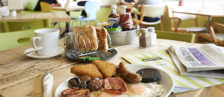 Billy's Big Breakfast