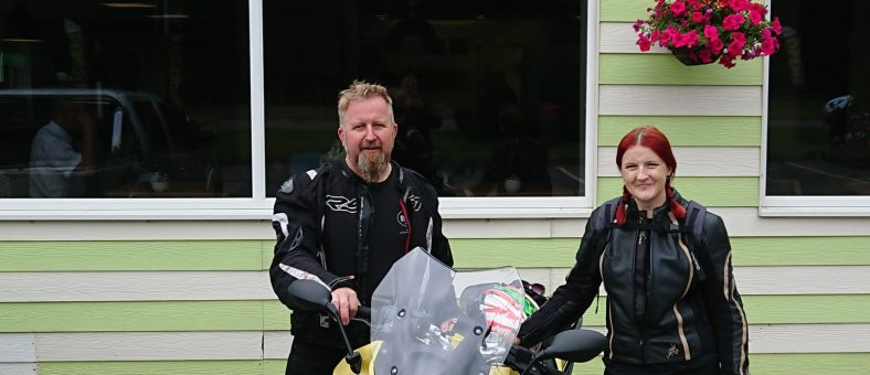 Mono Motorcycles' Billingshurst to Bracklesham Bay tour